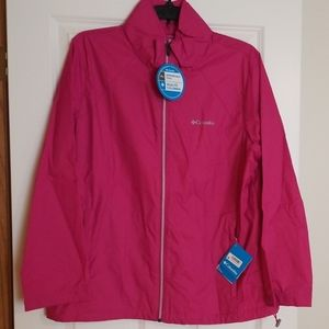NWT, Columbia Waterproof jacket